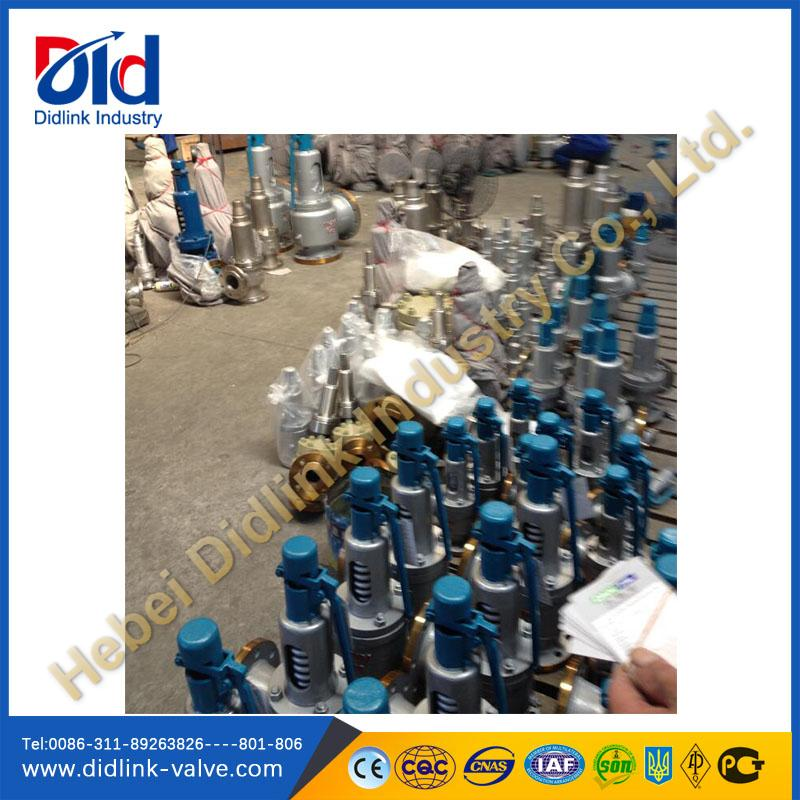 Air Compressor Safety Relief Valve Steam Consolidated