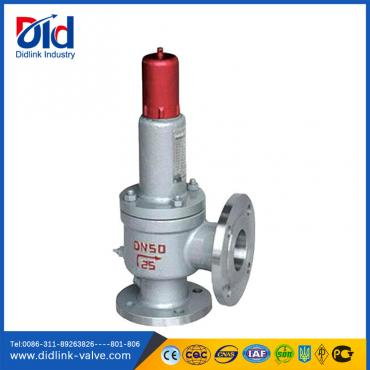 Bellows Safety Valve Gas Conventional Relief