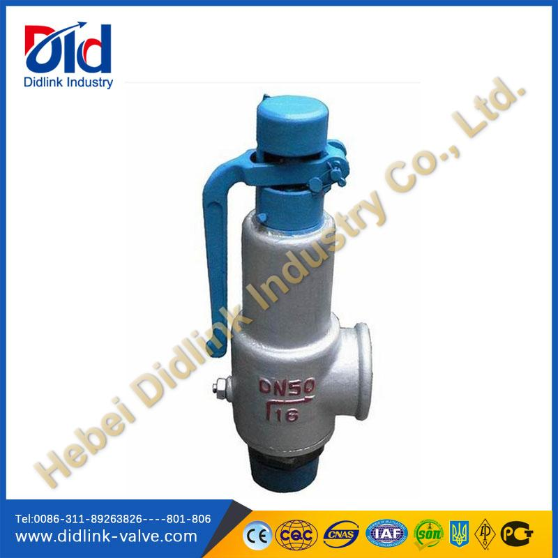 Wcb Threaded Steam Safety Relief Valve Sizing Asme
