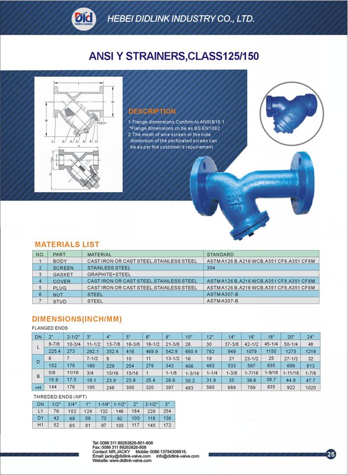 ss strainer,strainer pressure drop, in line strainer-Product Center ...